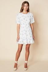 Faithfull Desmond Mini Dress - Astoria Floral Print