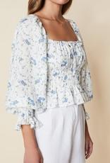 Faithfull Gillian Top - Astoria Floral Print