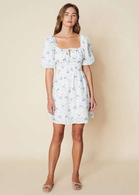 Faithfull Nikoleta Mini Dress