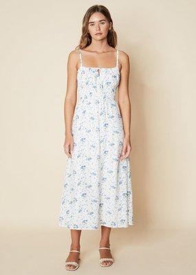 Faithfull Jasmina Midi Dress
