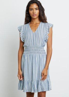 Rails Tara Striped Linen Dress