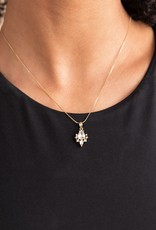 Olive & Piper Nola Pendant Necklace - Gold