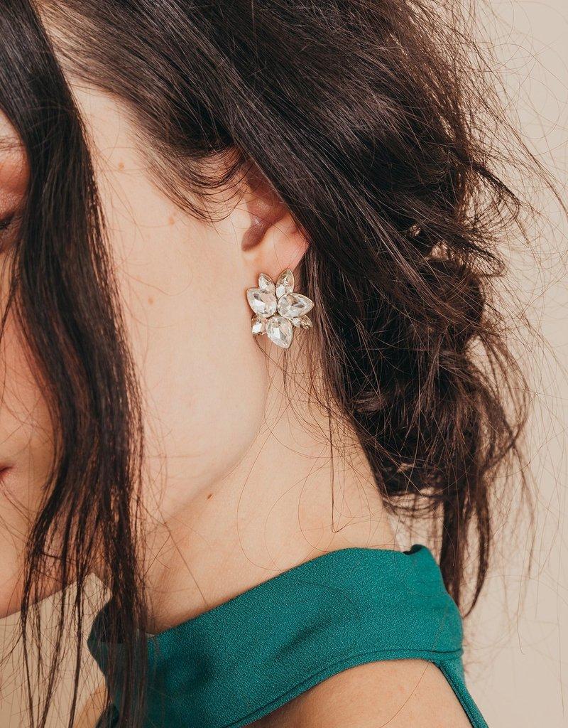 Olive & Piper Versailles Stud Earring
