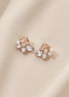 Olive & Piper Olive & Piper - Viola Stud Earrings