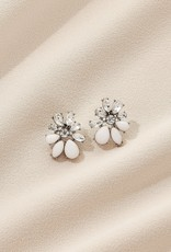 Olive & Piper Gabrielle Stud Earrings - Gold
