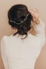 Olive & Piper Marlowe Hair Vine - Silver