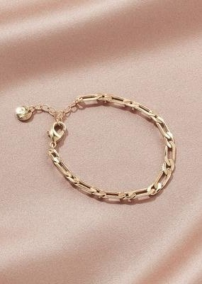 Olive & Piper Olive & Piper - Figaro Bracelet