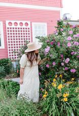 Faithfull Luisa Midi Dress - Dahlee Floral Print