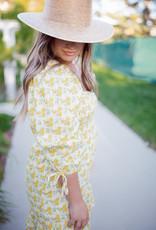 Faithfull Romina Mini Dress - Dahlee Floral Print