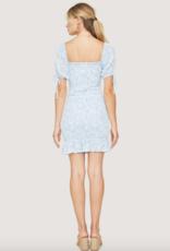 Lost and Wander Seaside Breeze Mini Dress