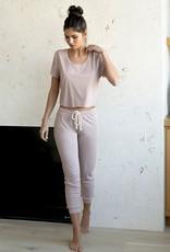 Saltwater Luxe Nina Jogger Pant - Petal Pink