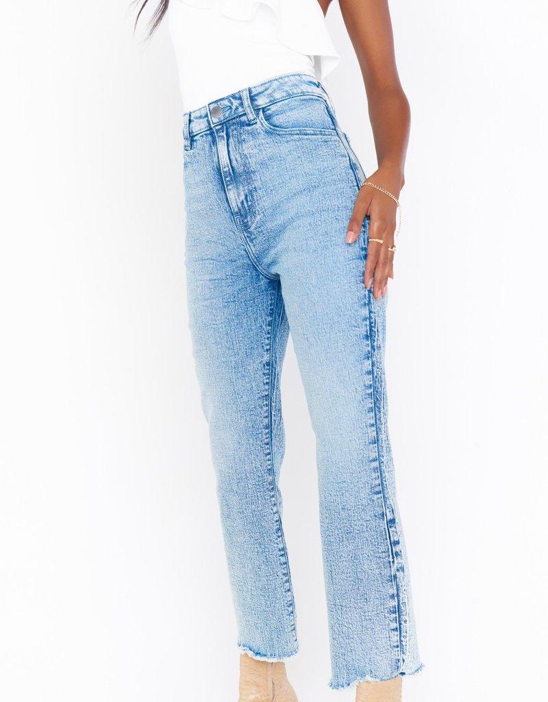 Show Me Your Mumu Manhattan Straight Jean