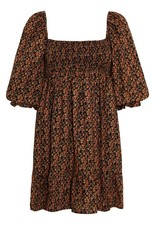 Faithfull Elira Mini Dress - Cardette Floral Print
