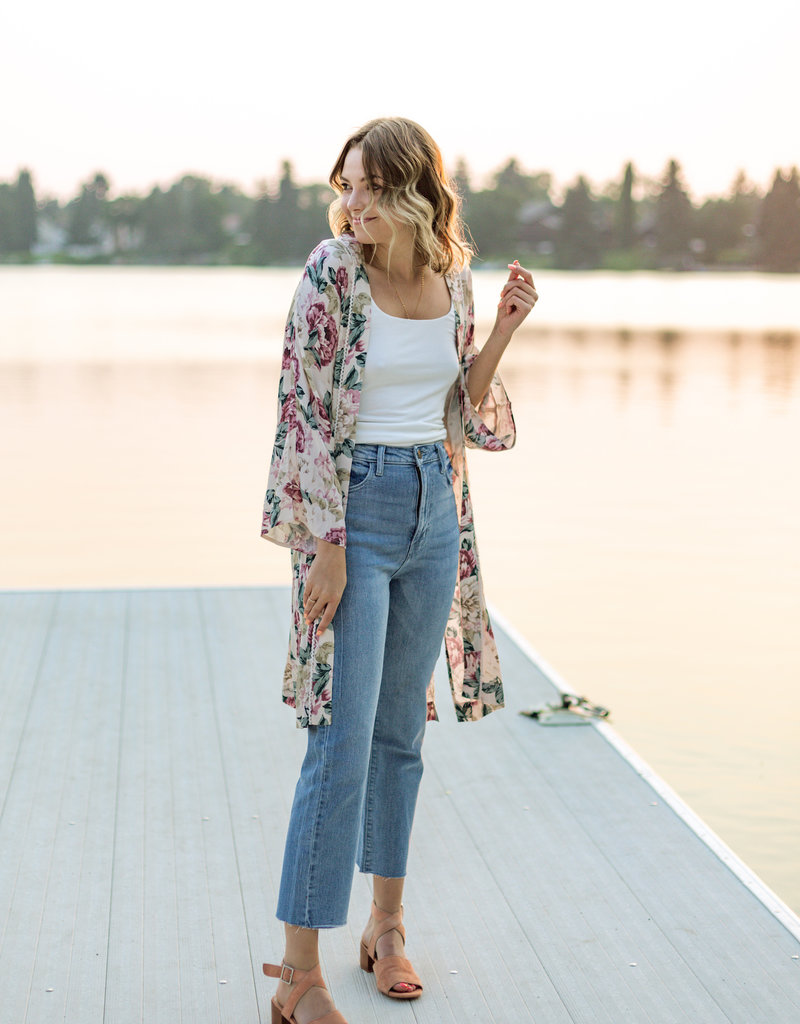 Saltwater Luxe Easton Kimono