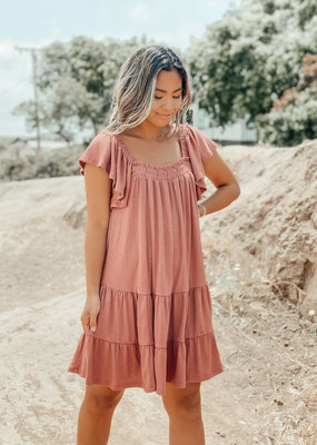 Gentle Fawn Anise Dress *Two Colours*