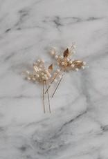 Luna & Stone Mya Hair Pin Set of 2