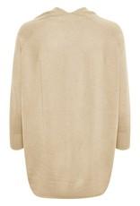 InWear Innes V-Neck Pullover in Powder Beige