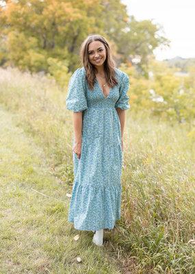 Faithfull Renata Midi Dress
