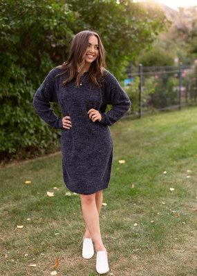 ICHI Novo Knit Dress *Two Colours*