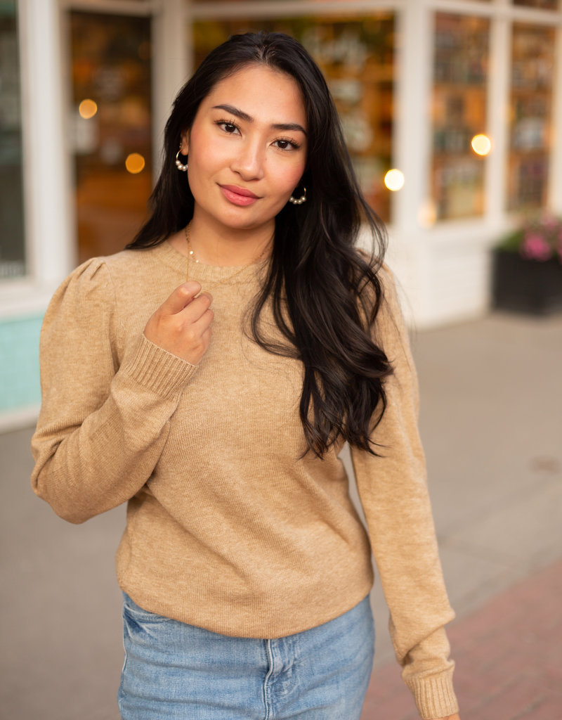 B.Young Nonina Pullover Sweater