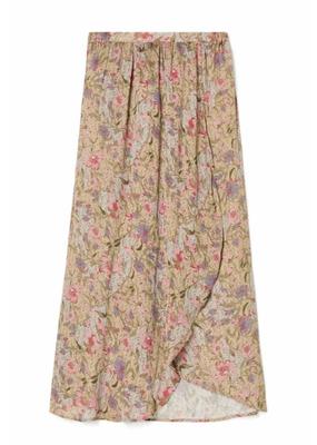 Louise Misha Luciana Skirt in Sand Garden Flowers