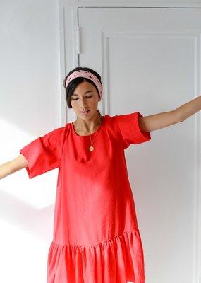 Emma Knudsen The Original Lauren Dress in Red