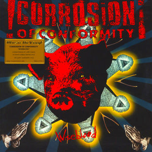 Corrosion Of Conformity - Wiseblood  [NEUF]