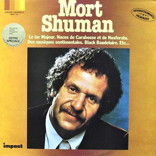 Mort Shuman - Mort Shuman [USED]