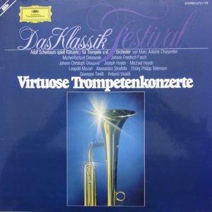 Adolf Scherbaum - Virtuose Trompetenkonzerte [USAGÉ]