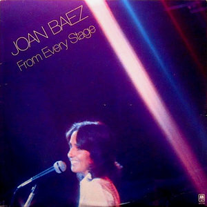 Joan Baez - From Every Stage [USAGÉ]