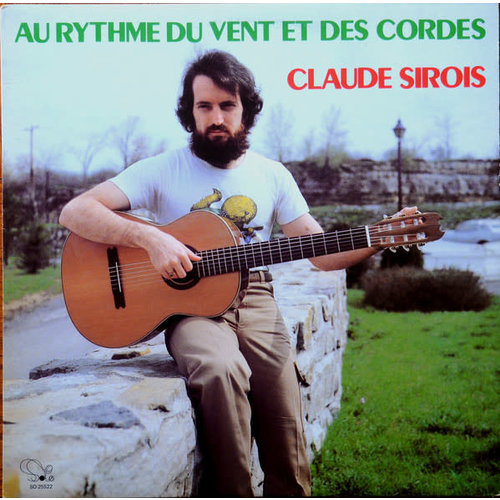 Claude Sirois - Au Rythme Du Vent Et Des Cordes [USED]