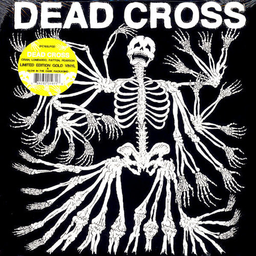 Dead Cross - Dead Cross (Limited Edition Gold Vinyl) [USED]