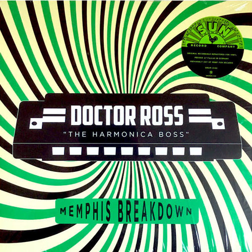 Doctor Ross - Memphis Breakdown [USED]