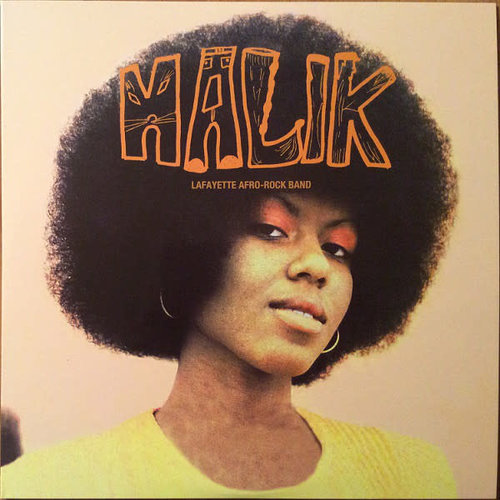 Lafayette Afro Rock Band - Malik (Limited Edition) [USAGÉ]