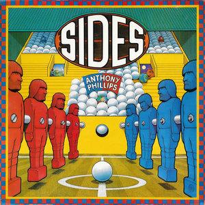 Anthony Phillips - Sides [USED]