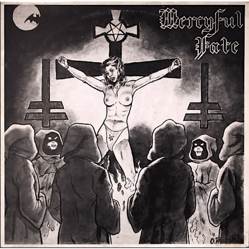 Mercyful Fate - Mercyful Fate [USED]