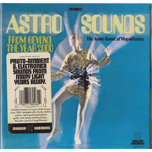 101 Strings - Astro-Sounds From Beyond The Year 2000 [USAGÉ]