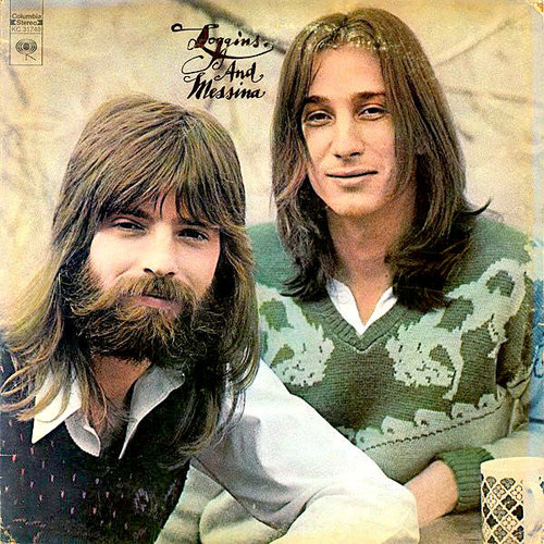 Loggins And Messina - Loggins And Messina [USED]