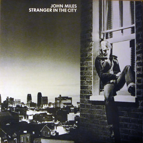 John Miles - Stranger In The City [USED]