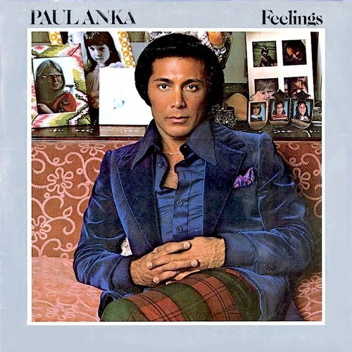 Paul Anka - Feelings [USED]