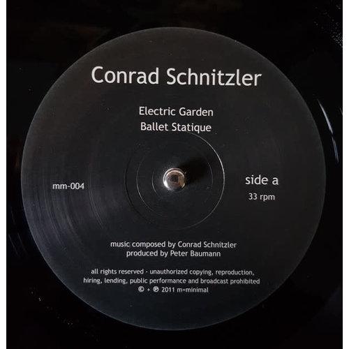 Conrad Schnitzler - Ballet Statique  [NEW]