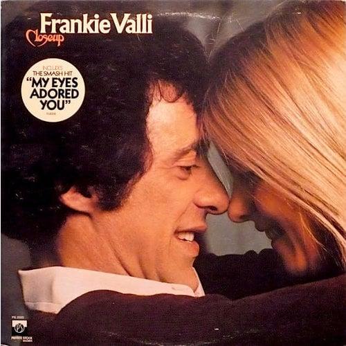 Frankie Valli - Closeup [USED]