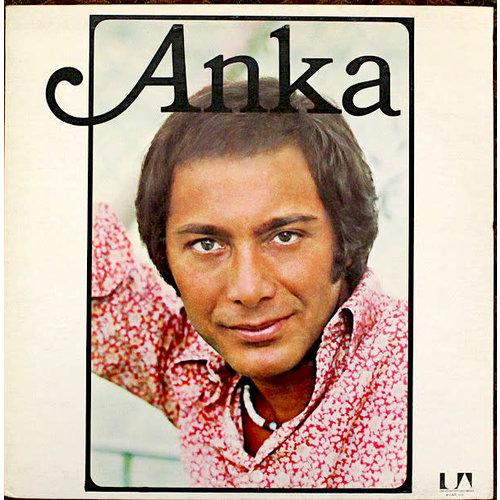 Paul Anka - Anka [USAGÉ]