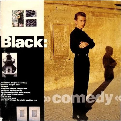 Black - Comedy [USED]