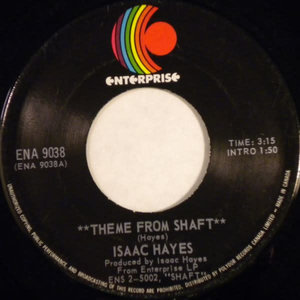 Isaac Hayes - Theme From Shaft [USED]