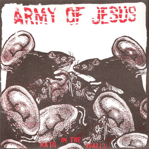 Army Of Jesus - Rats In The Walls [USED]