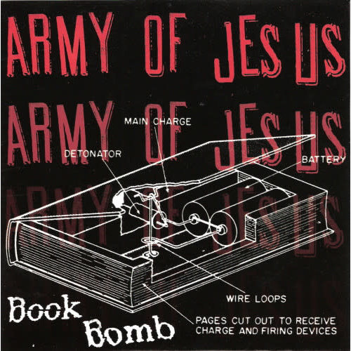 Army Of Jesus - Book Bomb [USED]