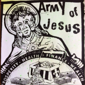 Army Of Jesus - Army Of Jesus [USED]