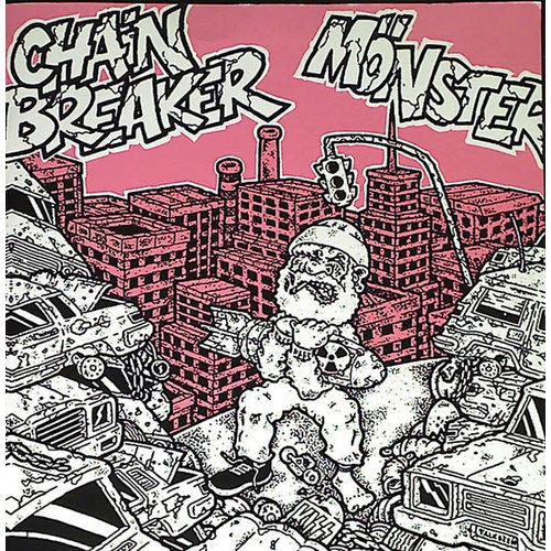 Mönster / Chainbreaker - Mönster / Chainbreaker (Limited Edition) [USED]