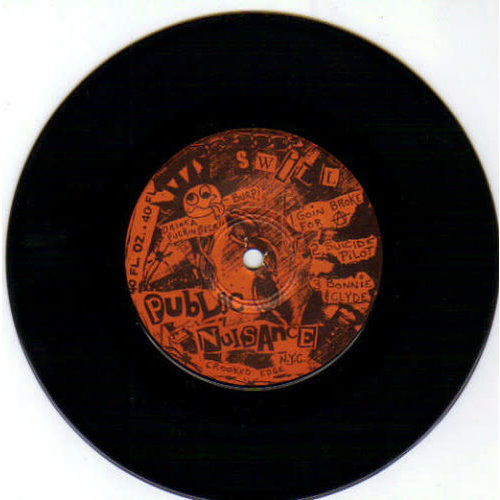 Suicidal Supermarket Trolleys / Public Nuisance - Drunken Rampage / Mad Swiller (Limited Edition) [USED]